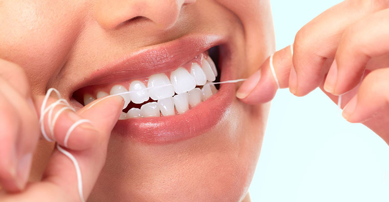 Flossing made easy!
